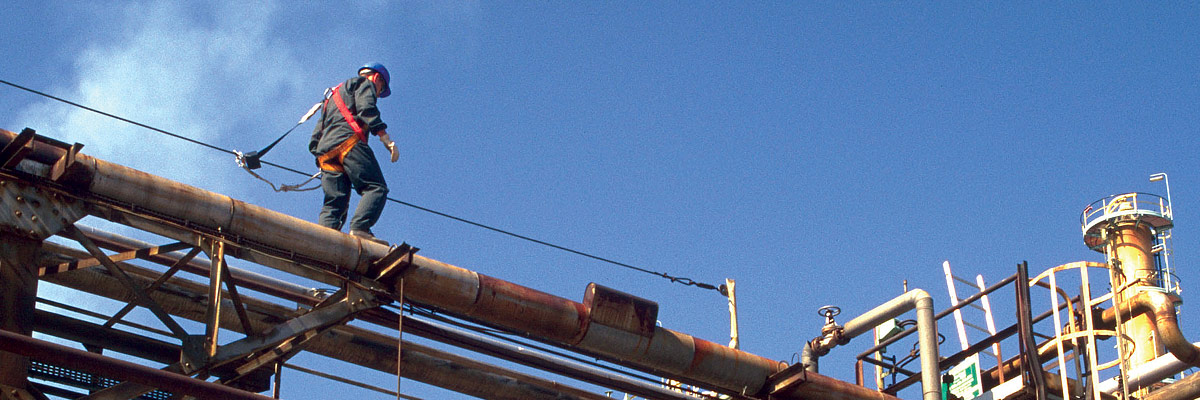 Changes in fall protection standards in Quebec