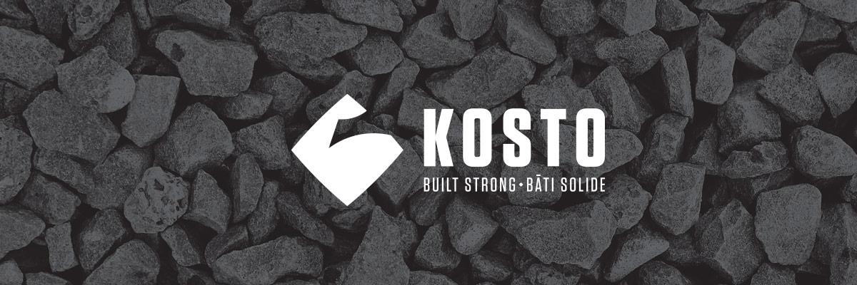 Kosto helps to keep you warm!