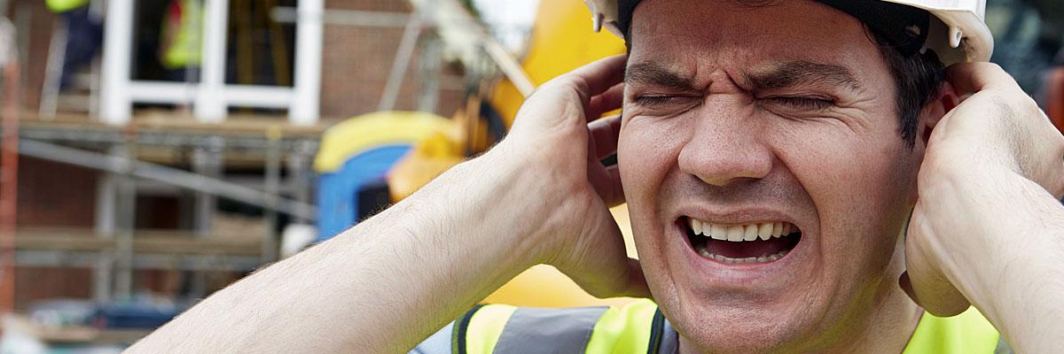 Beware of excessive noise exposure!