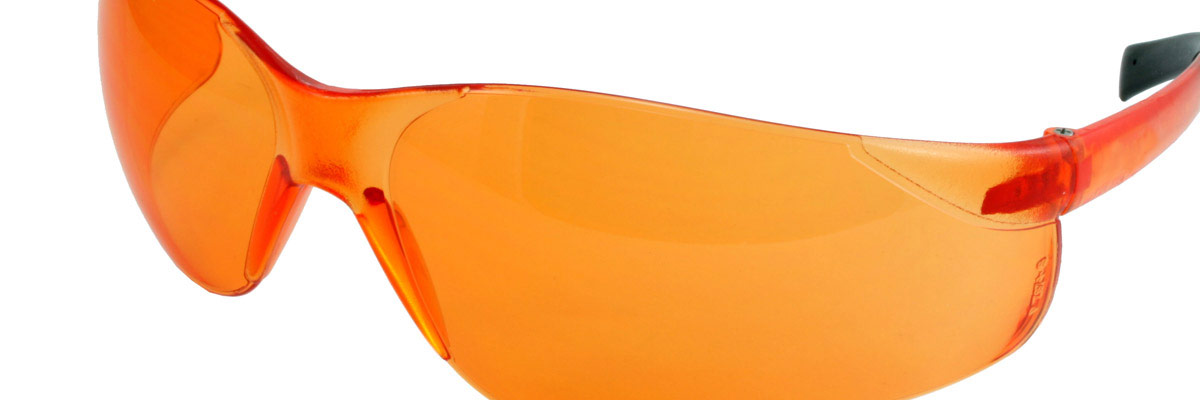 Choosing the right lens tint for your safety glasses