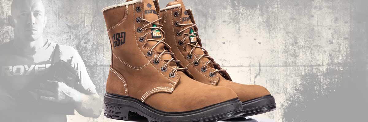 ROYER presents the 2350 GSP boot