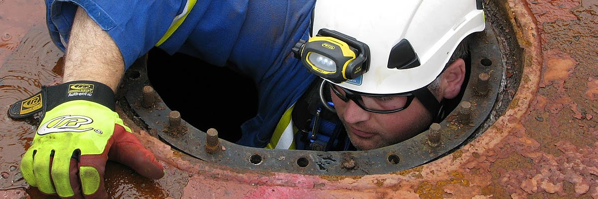 Danger! 3 questions to ask before entering confined spaces