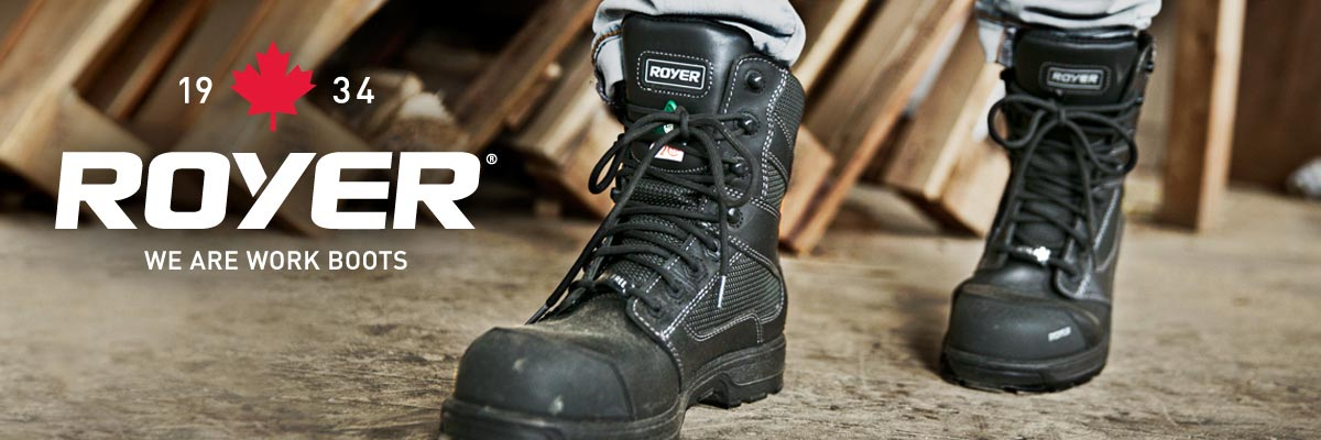 Is it time to replace your safety boots?