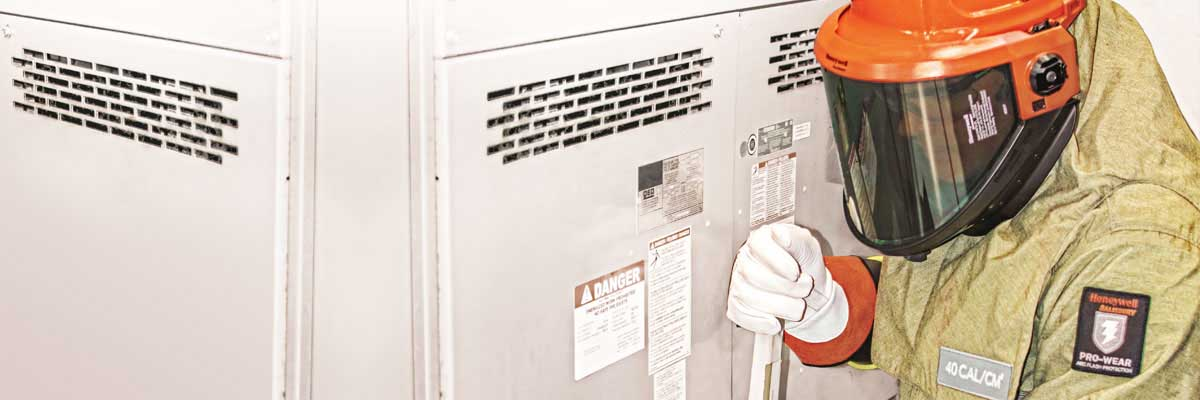 Choosing the right arc flash protective clothing according to the CSA Z462-15 standard