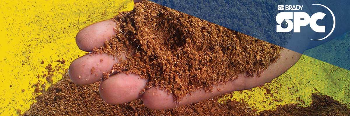 Spill kits: clay sorbents or natural sorbents