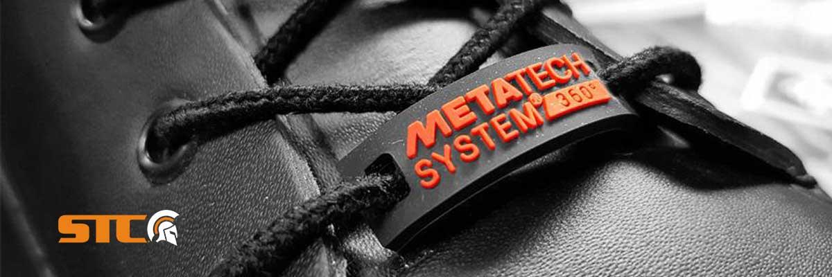 Les bottes STC: des technologies de protection des pieds imbattables