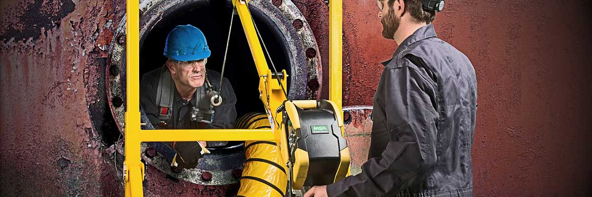 The XTIRPA confined space systems; among the most versatile on the market