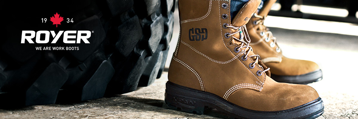 Winter 101: Caring for your work boots