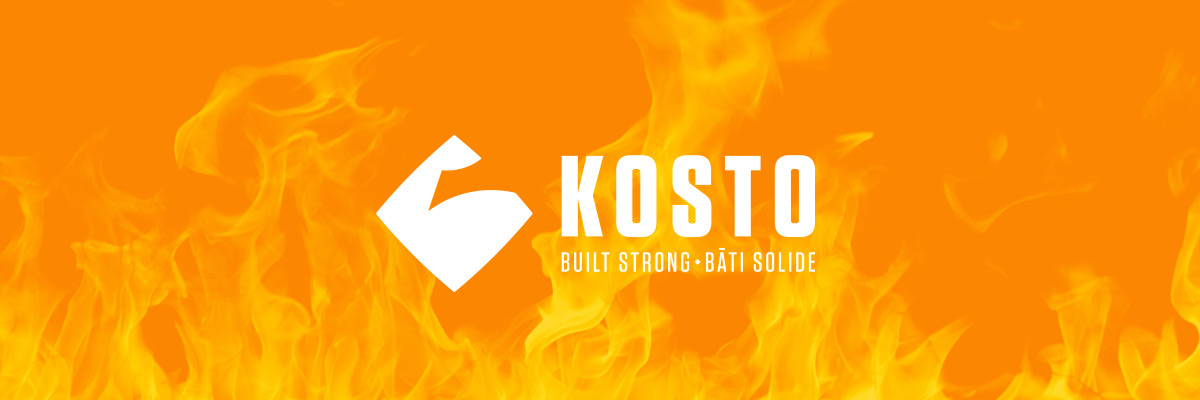 Kosto launches a new flame-resistant underwear