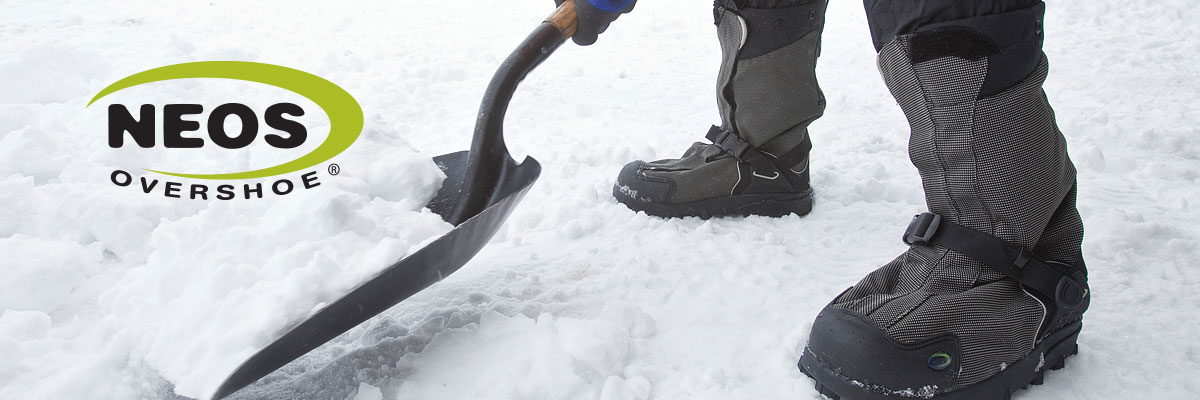 Protect your feet this winter with the Honeywell Neos Overshoes