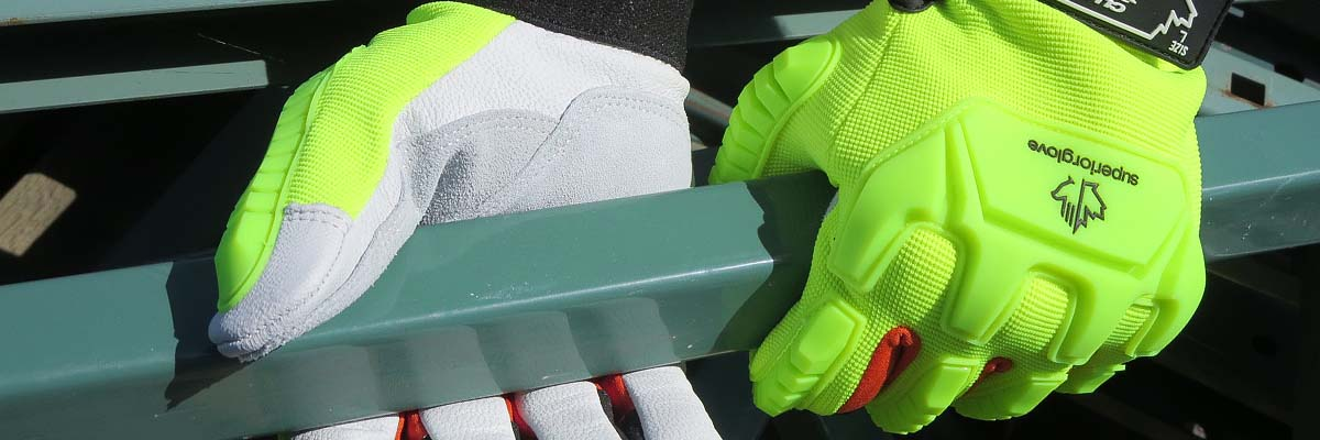 Superior Glove lends you a hand in choosing the right impact-resistant glove