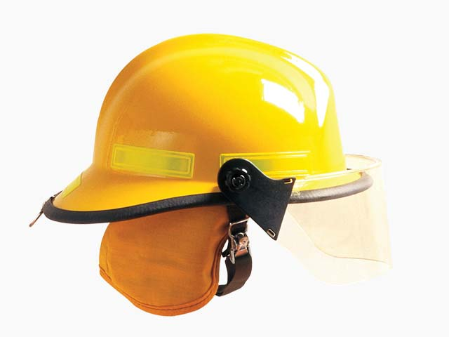 Fire Protection Helmets
