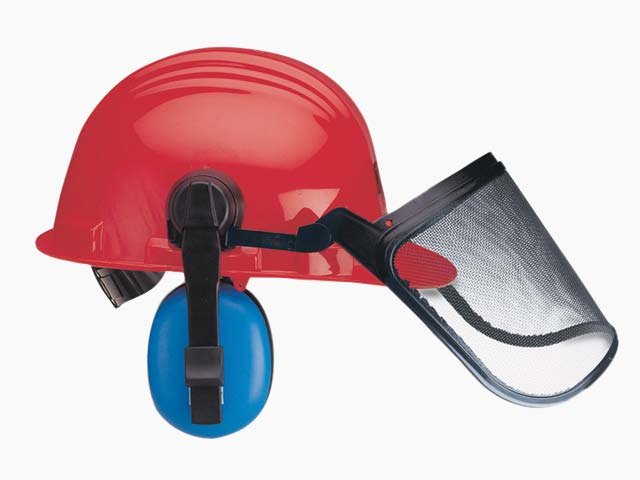 Hard Hat Kits, Visors or Earmuffs