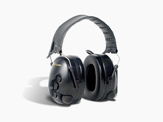 Earmuffs with Communication Systems