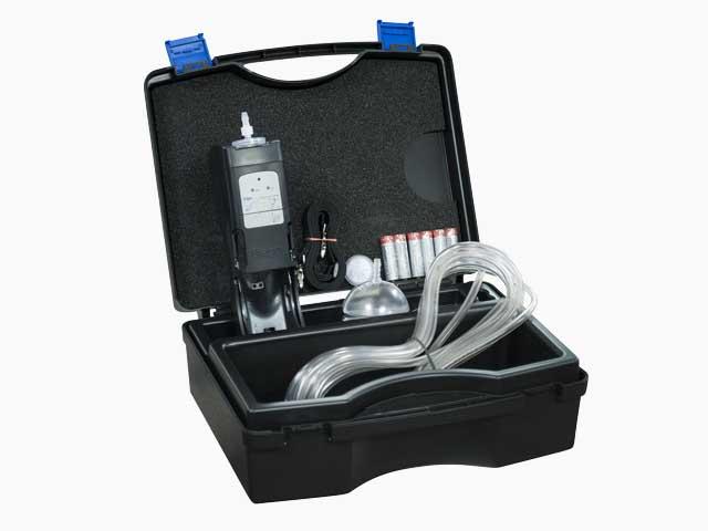 Sampling Pumps and Colorimetric Tubes