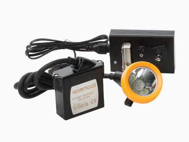 Lamps and Accessories for Mining Operations