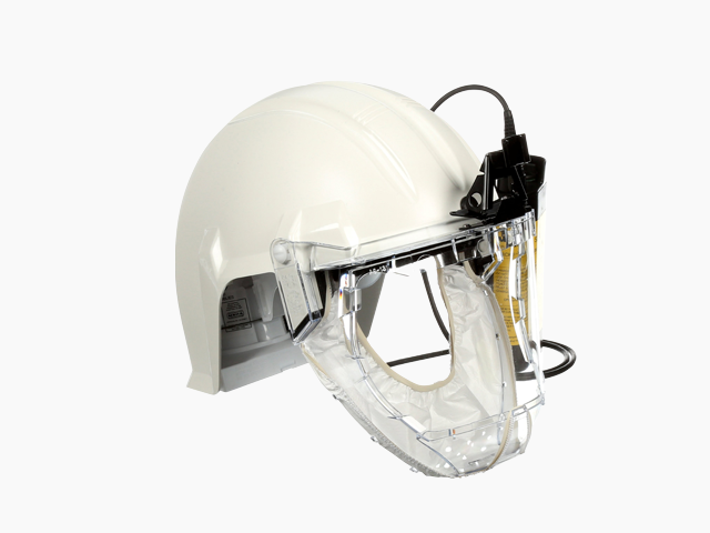 Supplied-Air Respiratory Systems