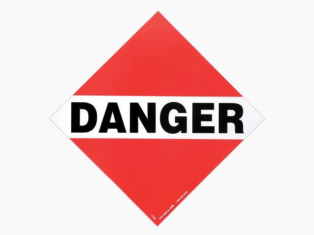 Dangerous Good Placards