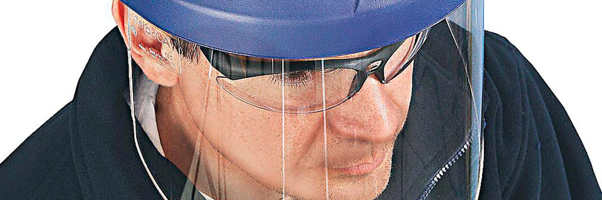 Visor and Face Protection in Times of Coronavirus