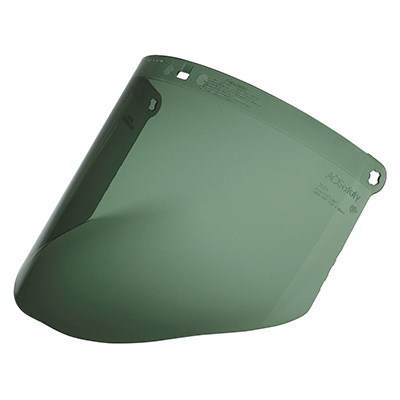 3M Polycarbonate Face Shield, Molded