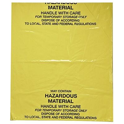 Yellow recuperation bag