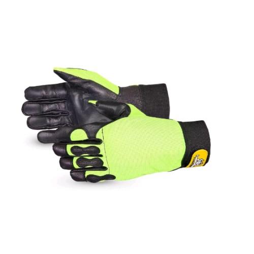 Endura Hi-Viz Anti-Vibration Gloves  for Chainsaw