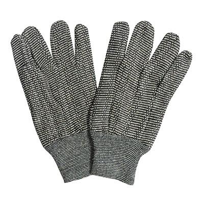 """""""Salt and pepper"""" knit glove"""