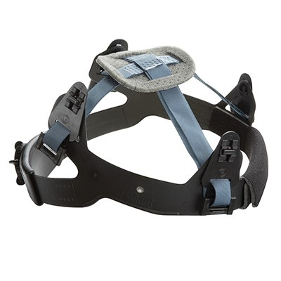 Replacement suspension for safety helmet