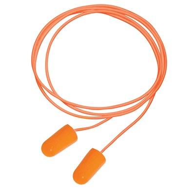 3M Foam Earplugs, Corded