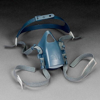 3M Head Harness for 7500 Series Half Masks