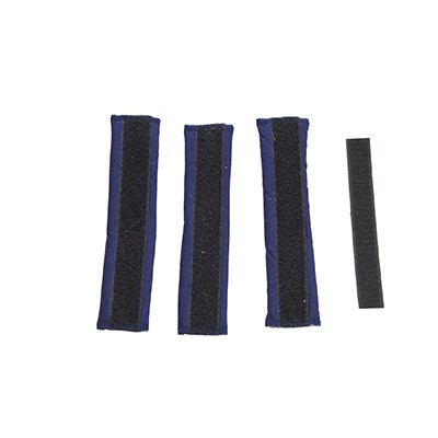 Terrycloth band for lining safety helmet, 3/pkg