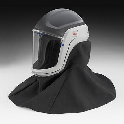 3M™ Versaflo™ Helmet Assembly with Premium Visor and Flame Resistant Shroud