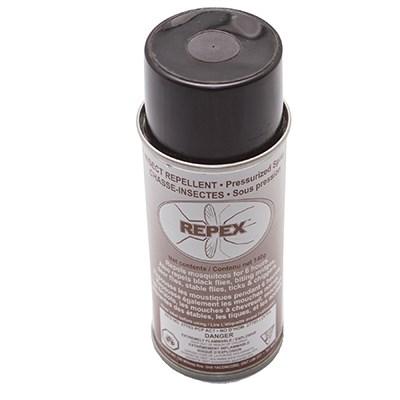 Aerosol insect repellent