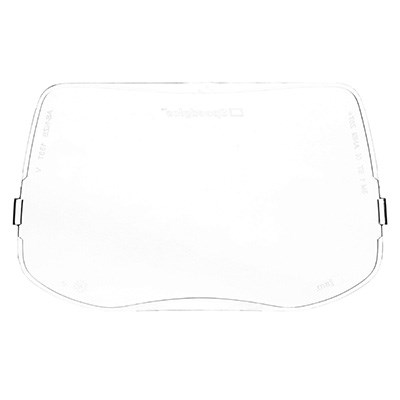 """3M™ Speedglas™ Polycarbonate Outside Cover Plate 6"""" x 3 7/8"""""""